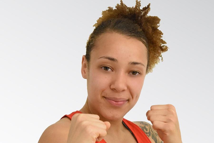 Tammara Thibeault médaillée de bronze aux mondiaux