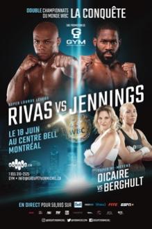 RIVAS C. JENNINGS ET DICAIRE C. BERGHULT<br>REPORTÉS EN SEPTEMBRE